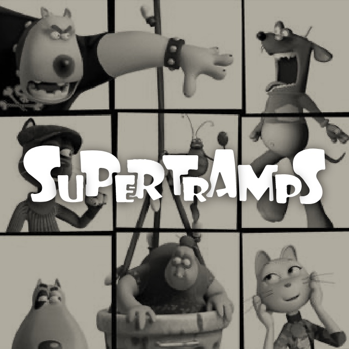 NK-supertramps